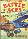 G-8 and His Battle Aces (1933-1944 Popular Publications) Pulp Vol. 1 #2
