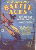 G-8 and His Battle Aces (1933-1944 Popular Publications) Pulp Vol. 1 #3