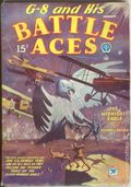 G-8 and His Battle Aces (1933-1944 Popular Publications) Pulp Vol. 1 #4
