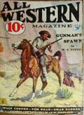 All Western Magazine (1931-1943 Dell Publishing) Pulp Vol. 7 #21