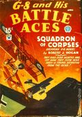 G-8 and His Battle Aces (1933-1944 Popular Publications) Pulp Vol. 2 #3