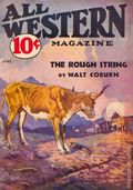 All Western Magazine (1931-1943 Dell Publishing) Pulp Vol. 8 #24