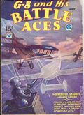 G-8 and His Battle Aces (1933-1944 Popular Publications) Pulp Vol. 2 #4