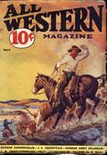 All Western Magazine (1931-1943 Dell Publishing) Pulp Vol. 9 #25