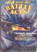 G-8 and His Battle Aces (1933-1944 Popular Publications) Pulp Vol. 3 #1