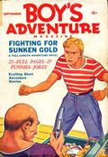 Boy's Adventure Magazine (1936 Layne Publishing Corporation) Pulp Vol. 1 #1