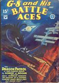 G-8 and His Battle Aces (1933-1944 Popular Publications) Pulp Vol. 3 #2