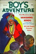 Boy's Adventure Magazine (1936 Layne Publishing Corporation) Pulp Vol. 1 #2