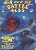 G-8 and His Battle Aces (1933-1944 Popular Publications) Pulp Vol. 3 #3
