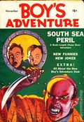 Boy's Adventure Magazine (1936 Layne Publishing Corporation) Pulp Vol. 1 #3
