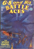 G-8 and His Battle Aces (1933-1944 Popular Publications) Pulp Vol. 4 #1
