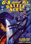 G-8 and His Battle Aces (1933-1944 Popular Publications) Pulp Vol. 4 #2