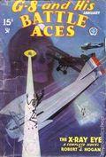 G-8 and His Battle Aces (1933-1944 Popular Publications) Pulp Vol. 4 #4