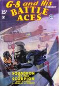 G-8 and His Battle Aces (1933-1944 Popular Publications) Pulp Vol. 5 #1