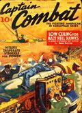 Captain Combat (1940 Fictioneers Inc.) Pulp Vol. 1 #3