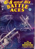 G-8 and His Battle Aces (1933-1944 Popular Publications) Pulp Vol. 5 #2