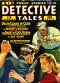 Detective Tales (1935-1953 Popular Publications) Pulp 2nd Series Vol. 17 #2