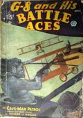 G-8 and His Battle Aces (1933-1944 Popular Publications) Pulp Vol. 5 #3