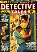 Detective Tales (1935-1953 Popular Publications) Pulp 2nd Series Vol. 17 #3