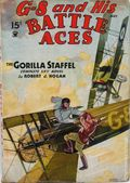 G-8 and His Battle Aces (1933-1944 Popular Publications) Pulp Vol. 5 #4