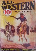 All Western Magazine (1931-1943 Dell Publishing) Pulp Vol. 9 #26