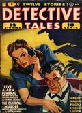 Detective Tales (1935-1953 Popular Publications) Pulp 2nd Series Vol. 19 #1