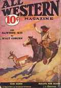 All Western Magazine (1931-1943 Dell Publishing) Pulp Vol. 9 #27