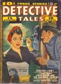 Detective Tales (1935-1953 Popular Publications) Pulp 2nd Series Vol. 19 #2