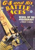 G-8 and His Battle Aces (1933-1944 Popular Publications) Pulp Vol. 6 #2