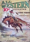 All Western Magazine (1931-1943 Dell Publishing) Pulp Vol. 10 #29