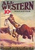 All Western Magazine (1931-1943 Dell Publishing) Pulp Vol. 10 #30