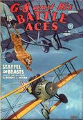 G-8 and His Battle Aces (1933-1944 Popular Publications) Pulp Vol. 6 #4