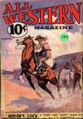 All Western Magazine (1931-1943 Dell Publishing) Pulp Vol. 11 #31