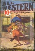 All Western Magazine (1931-1943 Dell Publishing) Pulp Vol. 11 #32