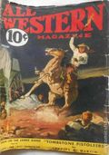 All Western Magazine (1931-1943 Dell Publishing) Pulp Vol. 11 #33