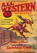 All Western Magazine (1931-1943 Dell Publishing) Pulp Vol. 12 #34