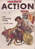 Complete Action Novel (1932 Complete Novel Publishing Co.) Pulp Vol. 1 #1