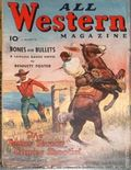 All Western Magazine (1931-1943 Dell Publishing) Pulp Vol. 12 #35