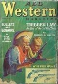 All Western Magazine (1931-1943 Dell Publishing) Pulp Vol. 12 #36