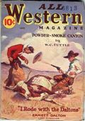 All Western Magazine (1931-1943 Dell Publishing) Pulp Vol. 13 #38