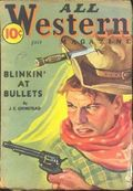 All Western Magazine (1931-1943 Dell Publishing) Pulp Vol. 13 #39