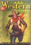 All Western Magazine (1931-1943 Dell Publishing) Pulp Vol. 14 #40