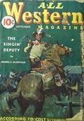 All Western Magazine (1931-1943 Dell Publishing) Pulp Vol. 14 #41