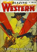 Blazing Western (1947 Trojan Publishing) Pulp Vol. 1 #1