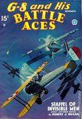 G-8 and His Battle Aces (1933-1944 Popular Publications) Pulp Vol. 7 #2