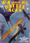 G-8 and His Battle Aces (1933-1944 Popular Publications) Pulp Vol. 7 #4