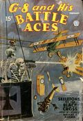 G-8 and His Battle Aces (1933-1944 Popular Publications) Pulp Vol. 8 #1