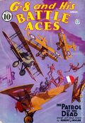 G-8 and His Battle Aces (1933-1944 Popular Publications) Pulp Vol. 8 #2