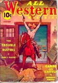 All Western Magazine (1931-1943 Dell Publishing) Pulp Vol. 15 #44