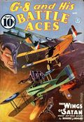 G-8 and His Battle Aces (1933-1944 Popular Publications) Pulp Vol. 8 #4